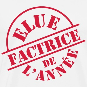 Factrice  Tabliers - T-shirt Premium Homme