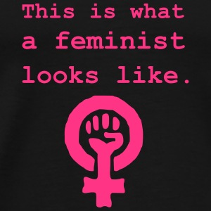 Feminism Hoodies & Sweatshirts - Men's Premium T-Shirt
