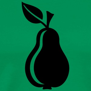 Pear  Aprons - Men's Premium T-Shirt