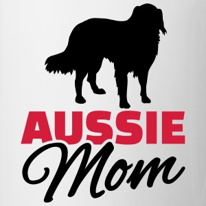 Aussie Mom T-Shirts - Tasse