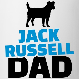 Jack Russell Dad T-Shirts - Tasse
