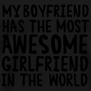Awesome Girlfriend Sudaderas - Camiseta premium hombre