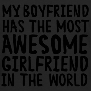 Awesome Girlfriend Sudaderas - Camiseta de manga larga premium hombre