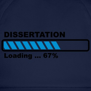 Dissertation - loading T-Shirts - Baseball Cap