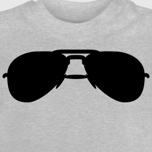coole_sommer_sonnenbrille_1f T-shirts - Baby-T-shirt