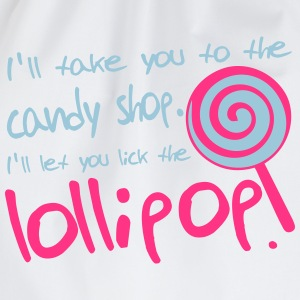 Lollipop T-Shirts - Drawstring Bag
