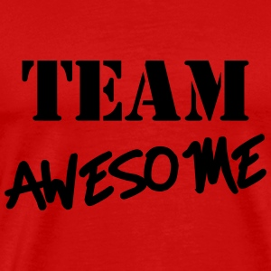 Team Awesome Langarmshirts - Männer Premium T-Shirt