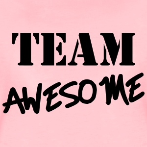 Team Awesome Sweaters - Vrouwen Premium T-shirt