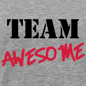 Team Awesome Sweaters - Mannen Premium T-shirt