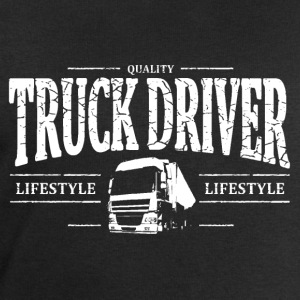 Truck Driver T-Shirts - Men's Sweatshirt by Stanley & Stella