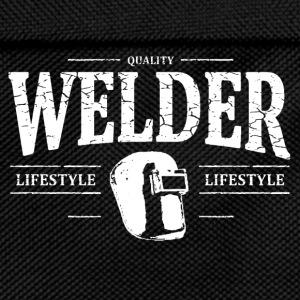 Welder T-Shirts - Kids' Backpack