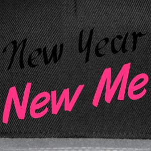 New Year T-Shirts - Snapback Cap