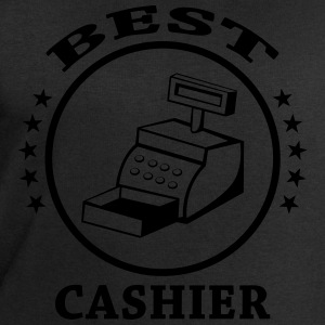 Best Cashier  Aprons - Men's Sweatshirt by Stanley & Stella