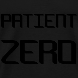 Patient Zero Tops - Men's Premium T-Shirt