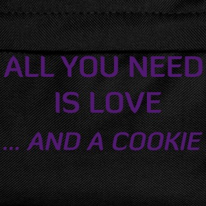 All You Need Is Love ... And A Cookie Grembiuli - Zaino per bambini