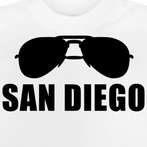 Coole San Diego Sonnenbrille T-Shirts - Baby T-Shirt