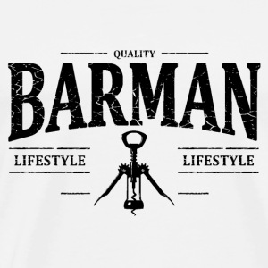 Barman Sweat-shirts - T-shirt Premium Homme