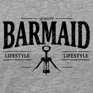 Barmaid Sweat-shirts - T-shirt Premium Homme