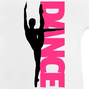 Dance Text Girl  Shirts - Baby T-shirt