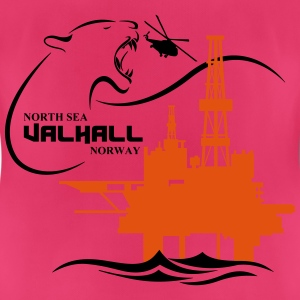 Valhall Oil Rig Platform Noth Sea Norway - Women's Breathable T-Shirt