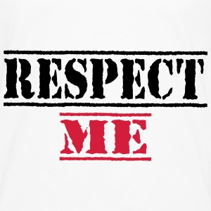 Respect me 111 T-Shirts - Men's Premium Longsleeve Shirt