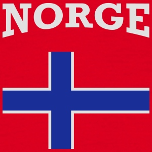 Norge Mugs & Drinkware - Men's T-Shirt