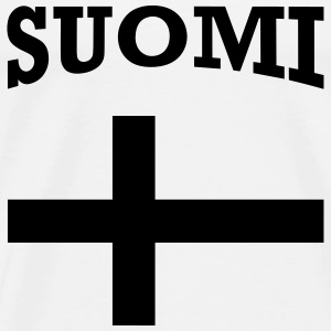 Suomi Hoodies & Sweatshirts - Men's Premium T-Shirt