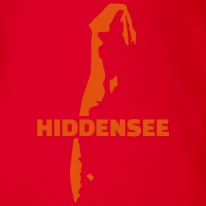 Hiddensee T-Shirts - Baby Bio-Kurzarm-Body