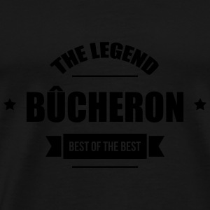 Bûcheron Sweats - T-shirt Premium Homme