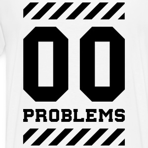 00 Problems Tops - Männer Premium T-Shirt