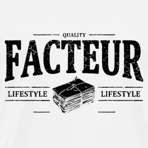 Facteur Sweat-shirts - T-shirt Premium Homme