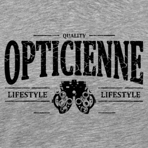 Opticienne Sweat-shirts - T-shirt Premium Homme