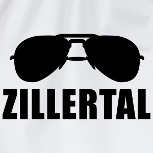 Cool Zillertal sunglasses T-Shirts - Turnbeutel