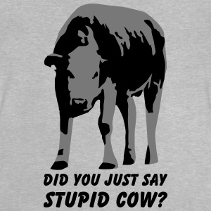 Stupid Cow? T-Shirts - Baby T-Shirt