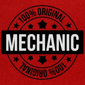 Mechanic ! Shirts - Snapback cap