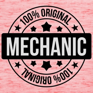 Mechanic ! Shirts - Women's Tank Top by Bella