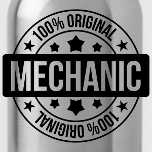 Mechanic ! T-Shirts - Trinkflasche