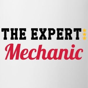 The Expert : Mechanic T-shirts - Kop/krus