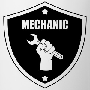 Best Mechanic T-shirts - Kop/krus