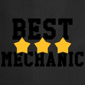 Best Mechanic T-shirts - Forklæde
