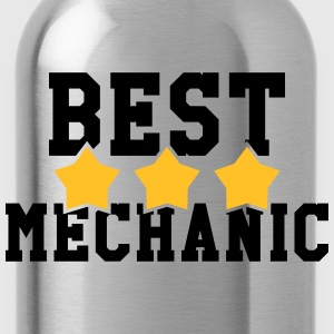 Best Mechanic T-shirts - Drikkeflaske