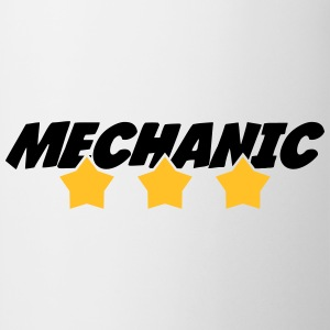 Mechanic T-shirts - Kop/krus