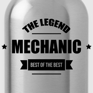 Mechanic T-shirts - Drinkfles