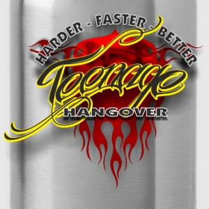 teenage hangover T-Shirts - Trinkflasche