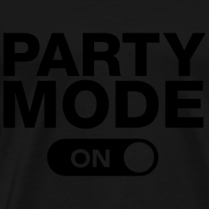 Party Mode (On) Sudaderas - Camiseta premium hombre