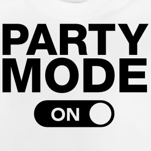Party Mode (On) Tee shirts - T-shirt Bébé