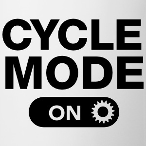 Cycle Mode (On) Felpe - Tazza