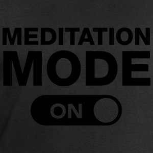 Meditation Mode (On) T-Shirts - Men's Sweatshirt by Stanley & Stella