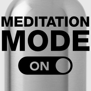 Meditation Mode (On) Sweatshirts - Drikkeflaske