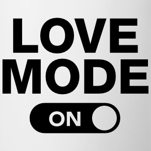 Love Mode (On) Tank Tops - Tasse
